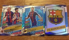 Match Attax Champions League 16/17 - All 396 All 22 Motm All 4 Hth Inside Binder