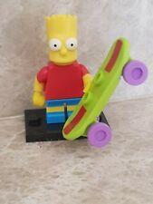 Lego The Simpsons Minifigures Serie 1.Bart
