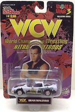 Racing Champions WCW 03300 Dean Malenko 1/64 Diecast Corvette