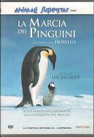 La Marcia Dei Pinguini (DVD) 2005 - Luc Jacquet - Raccontata da Fiorello