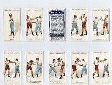 Full Set, Franklyn Davey, Boxing 1924 EX (Ga3128-444)