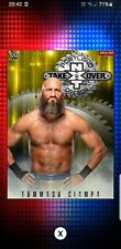 Topps WWE Slam Digital Card Gold Ciampa nxt oregon 2020