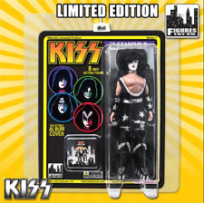 """KISS Love Gun 8"""" Action Figure The Starchild With Updated Head Sculpt Variant"""