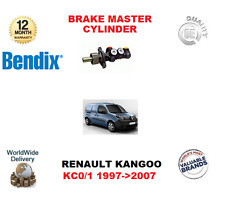 FOR RENAULT KANGOO KC0/1 1997->2007 BRAKE MASTER CYLINDER