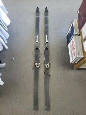 Head Standard Telemark Skis with Marker Disco Bindings 190cm