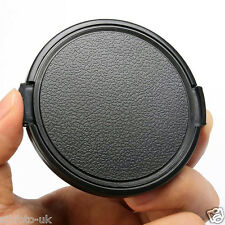 72MM TRADITIONAL SIDE-PINCH CLIP-ON FRONT LENS CAP FOR PANASONIC SONY SAMSUNG