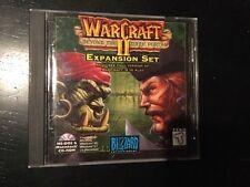 WarCraft ll - Beyond The Dark Portal - Expansion Set - (PC, MS-DOS, 1996)