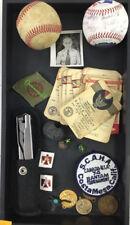 Vintage Eagle Scout Certificates, Baseballs Lot 2070