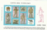 284798 / Vatikan Block ** MNH  Olympia
