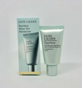 Estee Lauder DayWear Sheer Tint Moisturizer SPF15 .5oz 15ml NIB Multi Protection
