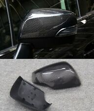 Replacement Carbon Fiber side Mirror Cover For subaru XV Forester 2013 2014 2015