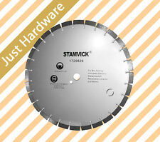 "14"" 350mm DIAMOND BLADE SEGMENT CUTTING WHEEL DISC CONCRETE LASER WELDED"