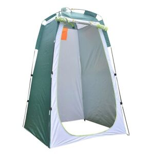 OUTDOOR CAMPING HIKING PORTABLE POP UP TENT SHOWER TOILET CHANGING PRIVACY ROOM