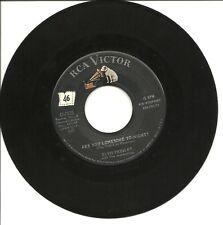 "Elvis Presley-Are You Lonesome Tonight/I Gotta Know-45 RPM-7""-single-rock-vinyl-"