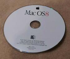 Apple Macintosh Mac OS 8.0 Retail Deutsch German D691-1600-B Software CD-ROM