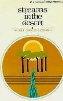 Streams in the Desert by Cowman, Charles M.