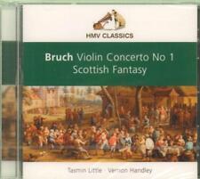 Bruch(CD Album)Violin Concerto No.1-New