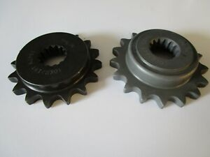 Fits Suzuki Offset Front Sprocket. UK Made. 16mm Offset. GSF1200 GSF600 Bandit