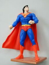 """Superman Hasbro 1996 Figure with Stand 10.5"""""""