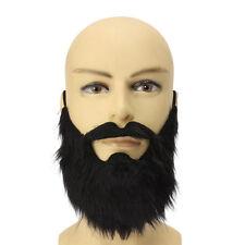 Funny Costume Party Halloween Beard Moustache Mustache Facial Hair Disguise