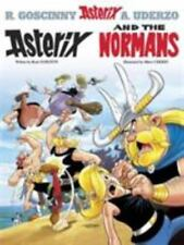 Asterix and the Normans (Asterix)-ExLibrary