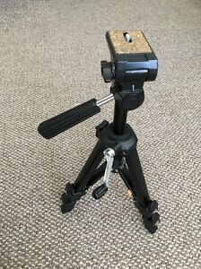 "Velbon Tripod PH-146 61"" Total Height, 46"" Legs w/ Panhead, Professional Compact"
