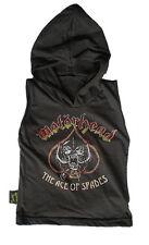 KIDS SINGLET HOODIE MOTORHEAD THE ACE OF SPADES ROCK AND ROLL METAL GIRLS BOYS