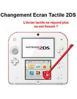 Ecran tactile de remplacement pour Nintendo 2DS
