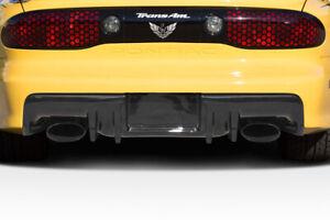 93-02 Pontiac Firebird 6LE Duraflex Rear Bumper Lip Body Kit!!! 106393