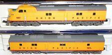 N scale Life-Like E6 A/B set Union Pacific - Powered A Dummy B - 997/987C - 7363