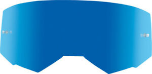 Fly Racing Kids Youth Zone/Focus Goggle Lens | Blue/Smoke (with Tear-Off Posts)