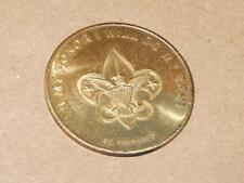 Vtg On My Honor I Will Do My Best BSA Be Prepared Coin Transfer To Right Pocket
