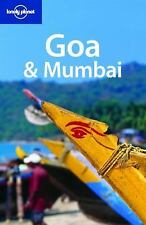 Lonely Planet Goa & Mumbai (Regional Travel Guide)-ExLibrary