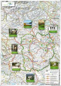 Cartina Turistica Slovenia.Mappe E Atlanti In Sloveno Acquisti Online Su Ebay