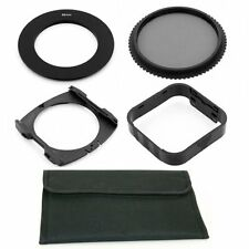 58mm Adapter Ring,CPL Filter,Wide Holder,Hood,Pouch fo Cokin P Series System,US