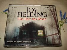 Das Herz des Bösen HÖRBUCH Joy Fielding 6 CD��s