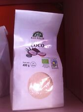FLOUR COCONUT 400gr INT-SALIM ECO-SALIM WITHOUT GLUTEN AGRICULTURE ECOLOGICAL