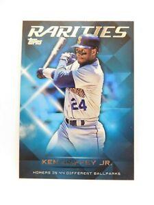 2015 Topps Baseball, Rarities, Card#R-14, Ken Griffey Jr.