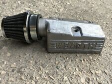 Carb//carburatore air volume Sincrometro di Weber DCOE//DCNF//IDF spedizione GRATUITA Regno Unito.