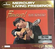 Pepe Romero Flamenco LPCD45II Audiophile CD