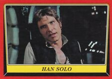 2016 Topps Star Wars Rogue One:Mission Briefing, HAN SOLO, #95