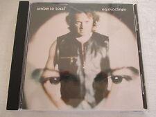 Umberto Tozzi - Equivocando - CD no ifpi made in Germany