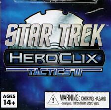 HeroClix Star Trek Tactics III / 3 zum aussuchen