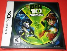 Ben 10: Omniverse Nintendo DS-DSi-Lite-XL-3DS *New! *Sealed! *Free Shipping!