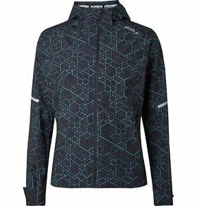 2XU GHST WP Jacket - Waterproof Hooded Jacket