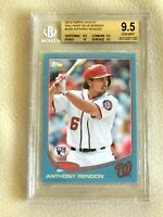 ANTHONY RENDON 2013 Topps Update Walmart Blue RC #US8 SP BGS 9.5 GEM MINT Angels