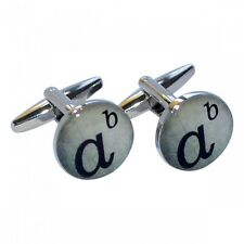 A to the Power of B CUFFLINKS Maths Function Teacher Presentation GIFT BOX
