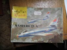 Heller Cadet L003 Mystere IV A