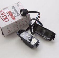 License Plate Modules Lamp 925012K000 1EA For KIA Soul 2010 2013