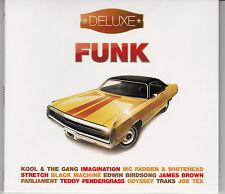 CD DIGIPACK 20T FUNK IMAGINATION/TRAKS/LYN COLLINS/KOOL & THE GANG/JOE TEX/BROWN